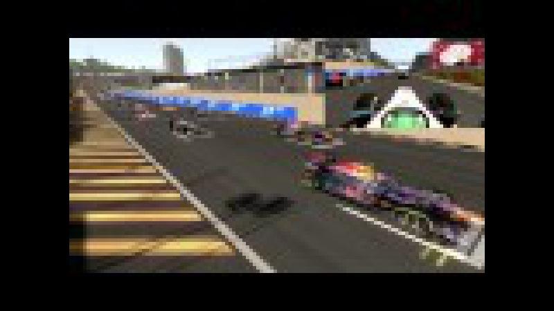 Обзор F1 2011 от Снека