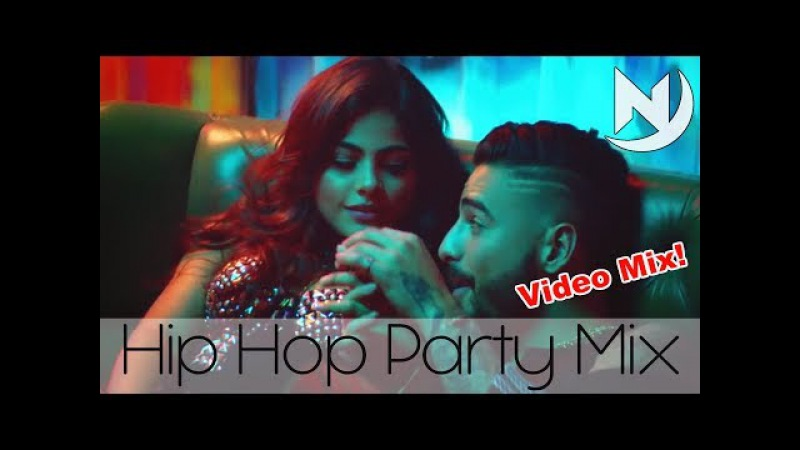 Best Hip Hop Urban Party Twerk Trap Mix | Black RnB 2017 Dancehall Hype Music 62