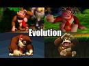 EVOLUTION OF DONKEY KONG DEATHS GAME OVER SCREENS (1981-2014) Atari, Super Nintendo, 64, Wii, ETC