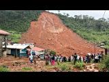 В Сьерра-Леоне продолжают искать сотни жертв оползня (новости)