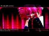 MMD Oh No! - Teto Kasane + lyrics UTAUloid
