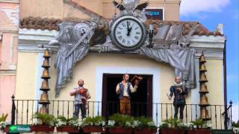 Reloj Carrillón de Ciudad Real