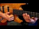 Bass Guitar Slap Pop Lesson 1