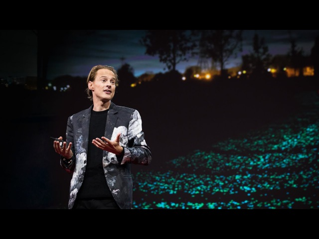 A smog vacuum cleaner and other magical city designs | Daan Roosegaarde