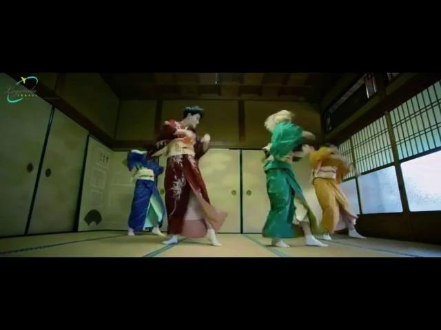 Mortals(warriyo/feat. Laura Brehm)-Dance