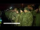 Як зустрічали бійців 26 артилерійської бригади ЗСУ на Житомирщині