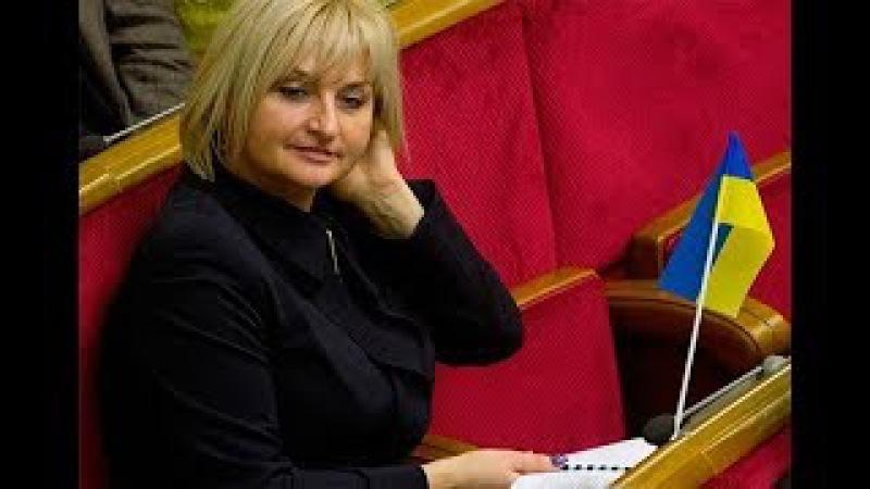 Як відреагували рідні й друзі полонених на Ірину Луценко під час обміну