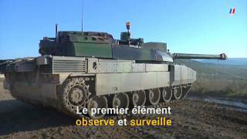 French Army Leclerc Main Battle Tanks Combat Team 720p смотреть онлайн без регистрации
