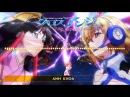 「クロスアンジュ」Ange vs Salamandinay アンジ対サラマンディー