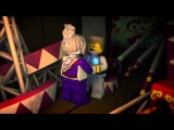 Zane and P.I.X.A.L. have a Six Trillion Years and Overnight Story (12 voices) Ninjago MV HD