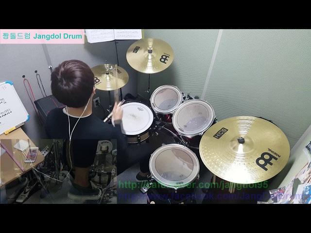싸이(PSY) - I LUV IT / 짱돌드럼 Jangdol Drum (드럼커버 Drum Cover, 드럼악보 Drum Score)