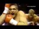 Tommy Morrison vs A Funny and Unusual Opponent(Tim Tomashek)