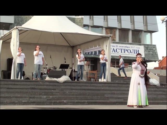 ЗВУКОГРАД День города Зоя Берникова и ансамбль Звуки радуги
