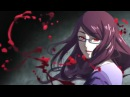 AMV tokyo ghoul токийский гуль M E T A M O R P H O S I S