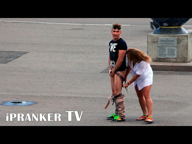 Psycho meets and offers female sex ⁞ Pickup Prank