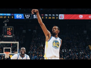 LA Clippers vs GS Warriors - Full Game Highlights   Jan 10, 2018   NBA Season 2017-18