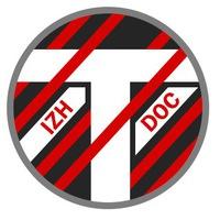 Логотип IZH.DOC.TEАТR