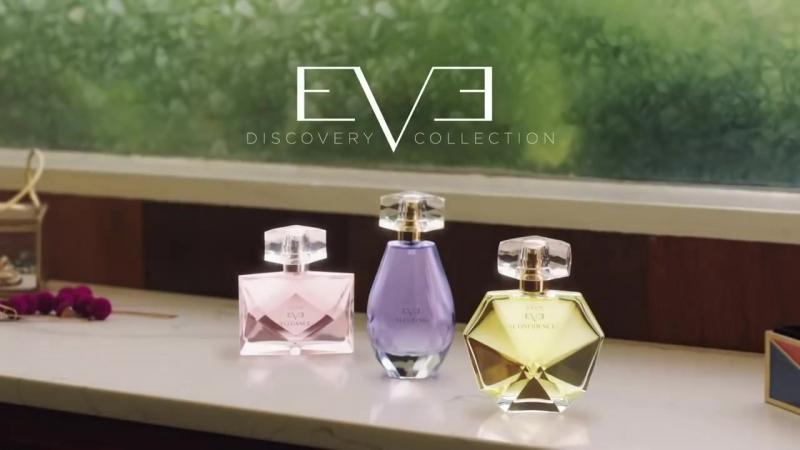 Нова колекція ароматів EVE Discovery від Avon