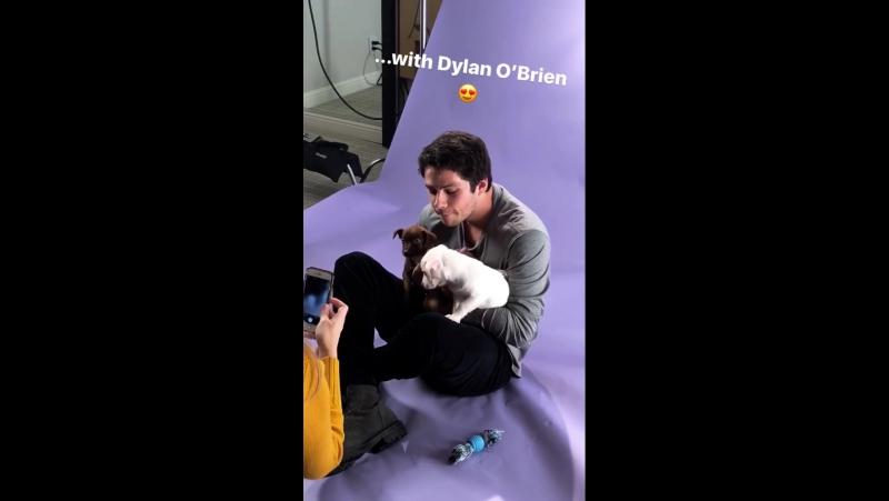 Christian_zamo on Instagram Stories | 18 января 2017