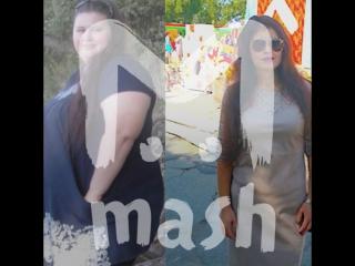 Девушка из Тирасполя похудела на 85 килограммов, чтобы вернуть внимание мужа