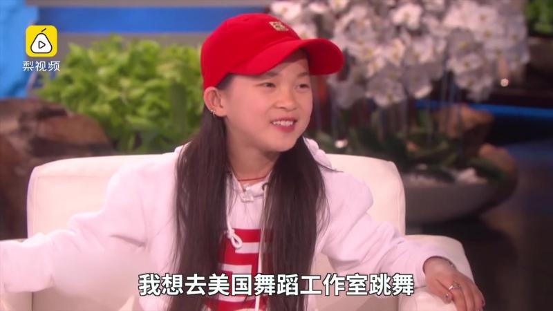 Благодаря танцевальному таланту 9-летняя китаянка стала звездой интернета – её видео набрали уже 20 млн просмотров!
