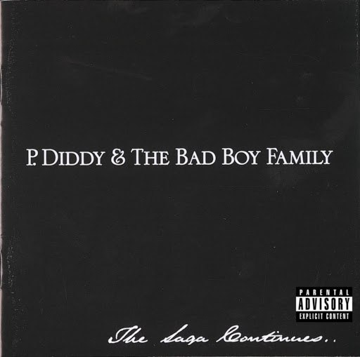 Diddy альбом The Saga Continues...