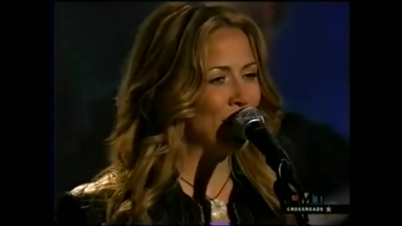 Willie Nelson and Sheryl Crow Crazy
