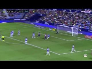 Леванте 1:0 Реал Сосьедад. Гол Чема.