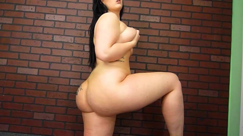 Nat Foxx 1 Brick Wall Chocolate Models ( erotic, эротика, fetish, фетиш, lapdance, bbw, black, стриптиз, twerk )