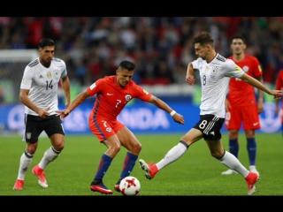 Прогноз Анжелики Голевой на матч Чили-Германия