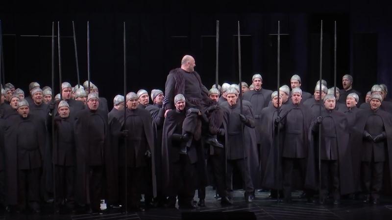 Wiener Staatsoper - Richard Wagner: Gotterdammerung (Вена, 05.06.2017) - Act II