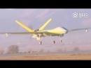 China Pterosaurs 2 MALE Armed UAV Live Firing