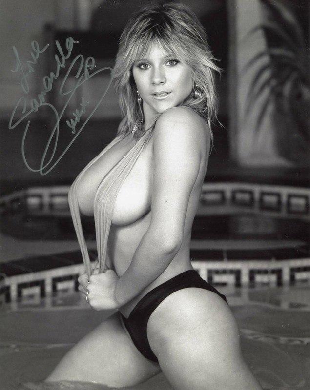 Саманта фокс порнозвеза италии