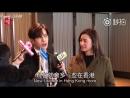 180210 Интервью для Hong Kong Tourism Envoy