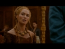 Brienne of Tarth and Cersei Lannister talk