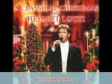 A CLASSICAL CHRISTMAS WITH HELMUT LOTTI. CD ALBUM (1998)