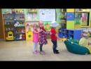 ДС Мир движения - Веселый паровозик спектакль Репка