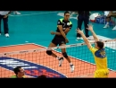 Legend of Volleyball. Leonel Marshall. Monster Jump. SPIKE 383 cm.
