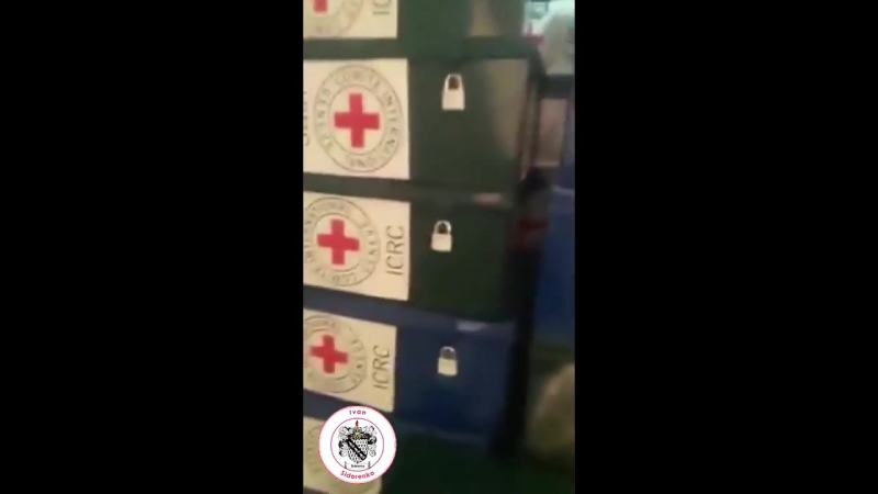 This money was smuggled through Turkey to ISIS and Al-Nusra in Syria by Red Cross vehicles