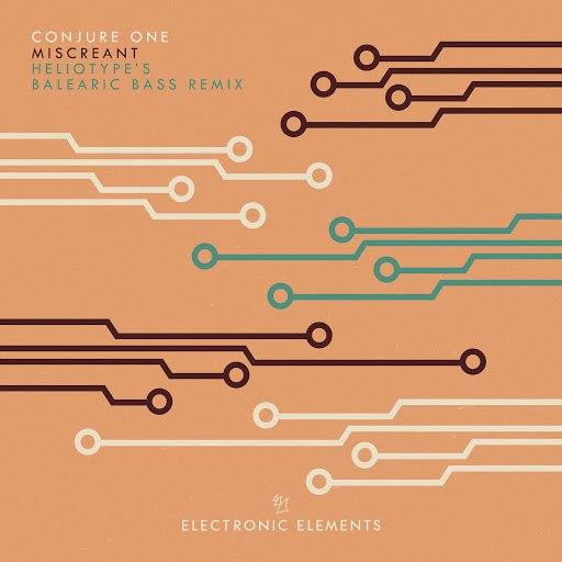 Conjure One альбом Miscreant (Heliotype's Balearic Bass Remix)