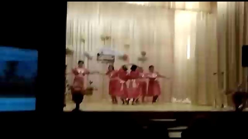 Танцевальная группа Хыял