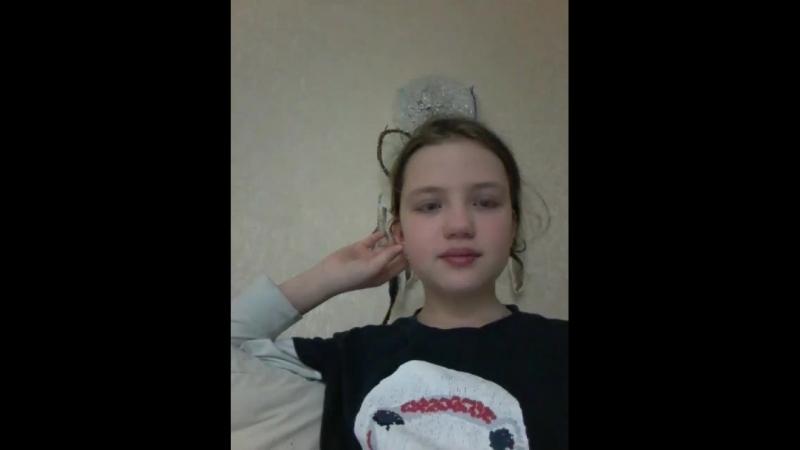 Ксения Лощилова - Live