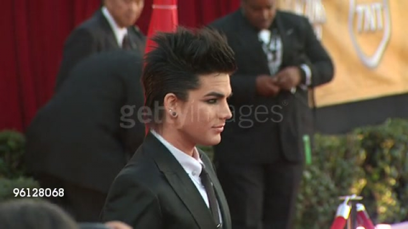 Adam Lambert at the 16th Annual Screen Actors Guild Awards - Arrivals at Los Angeles CA, 23.01.2010 (1)