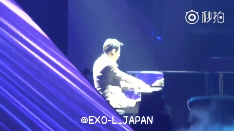[VIDEO] 180128 D.O. Chanyeol - For Life @ The ElyXiOn in Japan - Saitama D-2