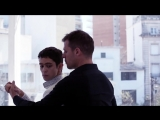 (Tango Queer) A Don Agustín Bardi - Francisco y Lucrecio [A gay dance/Танец геев]