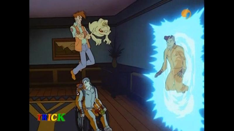 Extreme Ghostbusters | Экстремальные Охотники за Привидениями - 22. The Ghostmakers | Проклятие Зеркал (Рус)