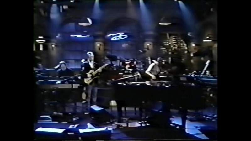 Paul McCartney – Set Up – Silent Lighting Check (13.002.1993) Saturday Night Live – Dress Rehearsals