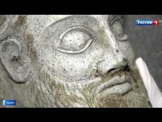Тайны Крымского моста: в районе строительства находят новые артефакты