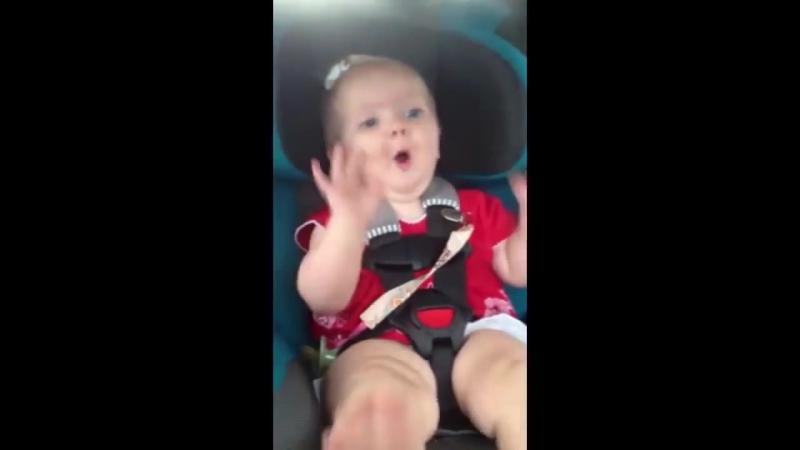Baby Stops Crying When Listening to FC Dallas Supporters Chant and Dances