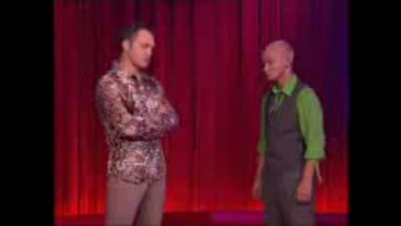 Comedy Club - Отец и сын. Конкретнее - свадьба